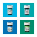 Wilton EU Icing Color Kit 4 x 28g (Teal, Sky Blue, Royal Blue, Leaf Green)
