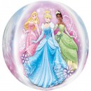 Folienluftballon Orbz Disney Princess 43 x 45 cm