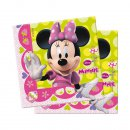 Minnie Maus Bow-Tique 20er Servietten 33x33 cm
