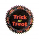 Wilton - Halloween Mini Muffinformen 100 Stk. Trick or Treat