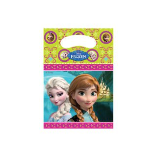 Frozen 6 Party Bags